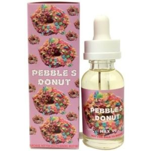 Pebbles Donut 1 300x300 - Pebble's Donut 30 ml 3 mg