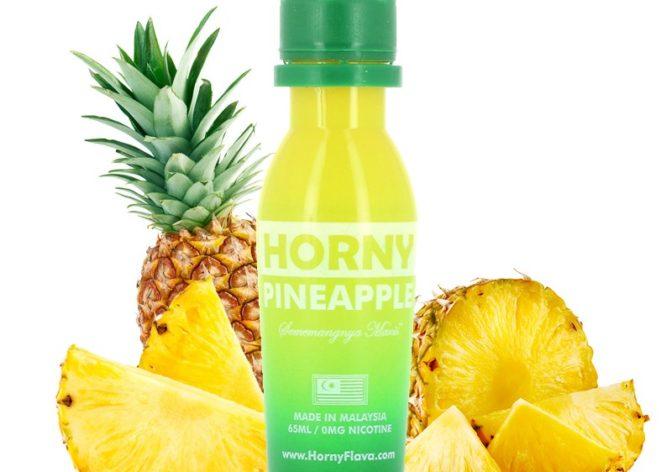 e liquide horny pineapple 55ml par horny flava  672x472 - HORNY PINEAPPLE - 65ml 3mg
