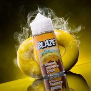 334A1383 660x660 300x300 - Blaze Banana Cinnamon Donut 100 ml 3 mg