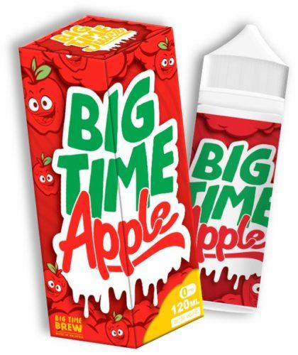 1c674a6c690350ef9c37f739289e28f4 420x500 - Big Time Juice Apple 120 мл 3 мг