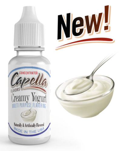 3813.750x0 403x500 - Capella Creamy Yogurt 13 мл