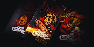 Bez nazvaniya 3 1 - Sweet Hell  Cookie Orange 97мл 0 мг