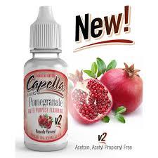 Bez nazvaniya 3 3 - Capella Pomegranate V2 13 мл