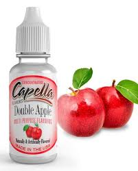 Bez nazvaniya 4 1 - Capella Double Apple 13 мл