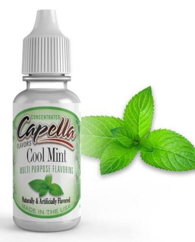 CoolMint 1000x1241  50028.1433126195.1280.1280.jpgc 2 403x500 - Capella Cool Mint 13 мл