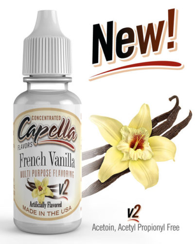 FrenchVanilla v2 1000x1241  60472.1434757145.515.640 403x500 - Capella French Vanilla V2 13 мл
