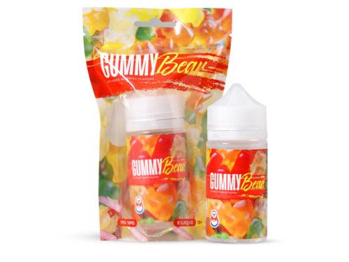 GUMMY BEAR lucky smoker.ru  500x375 - Gummy Bear 80 мл 3 мг