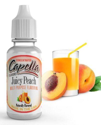 JuicyPeach 1000x1241  03288.1433126261.1280.1280.jpgc 2 403x500 - Capella Juicy Peach 13 мл