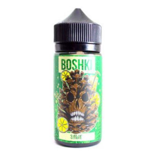 boshki zlie enl 500x500 - Boshki  Злые 100 мл 3 мг