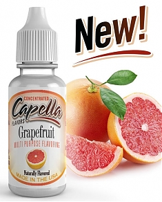 capella grapefruit grejpfrut 13 ml 235 auto - Capella Grapefruit 13 мл