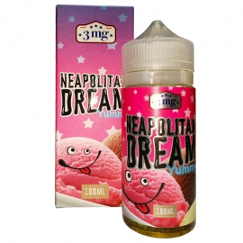 electro jam neapolitan dream - ElectroJam 100  Neopolitan 100 мл 3 мг