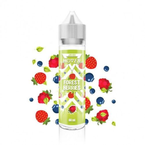 hover juice forrest berries 660x660 500x500 - Hover Juice  Forest Berries 60 мл 0 мг
