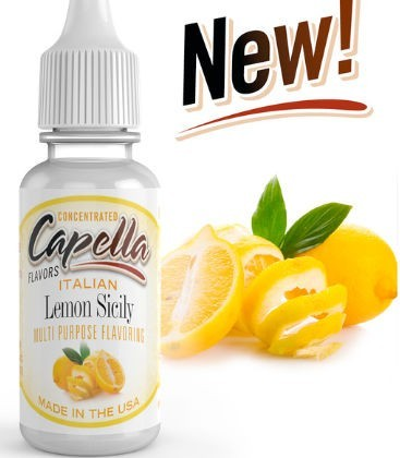 italian lemon sicily - Capella Italian Lemon Sicily 13 мл