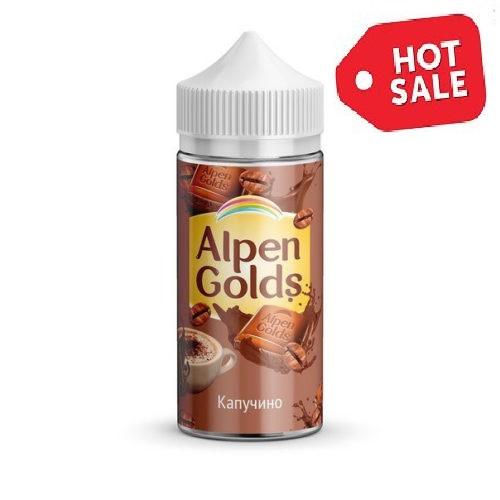 image 500x500 1 - Alpen Golds 100ml 3mg Молочный шоколад с капучино