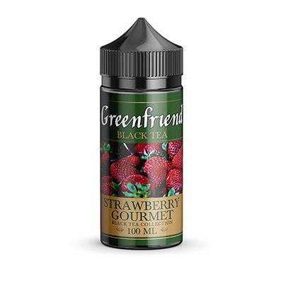 XUWQFk3mOYA - Greenfriend 100ml 3 mg Strawberry Gourmet