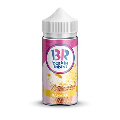 fe9EakLvaJs - Baskin Robins Fruit Banana 100ml 3 mg