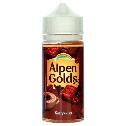 1 4 500x500 - Alpen Golds Шоколад с Капучино 100 ml 3 mg