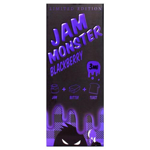 1 5 500x500 - Jam Monster Blackberry 100 ml 3 mg