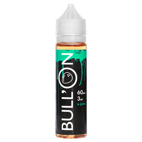 1 8 500x500 - Bull'On - Сосоnut Water 60 ml 3 mg