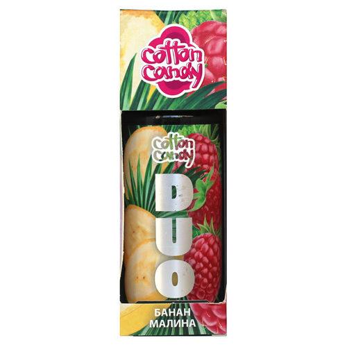 10 2 500x500 - DUO Банан-Малина 120 ml 0 mg (+ никобустер)