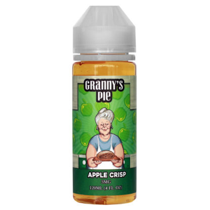 102 416x416 - Grannys Pie  Apple Crisp 120 ml 3 mg