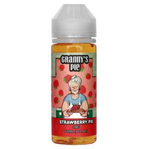 103 300x300 - Grannys Pie  Strawberry Pie 120 ml 3 mg
