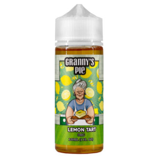 18 10 324x324 - Grannys Pie  Lemon Tart 120 ml 3 mg