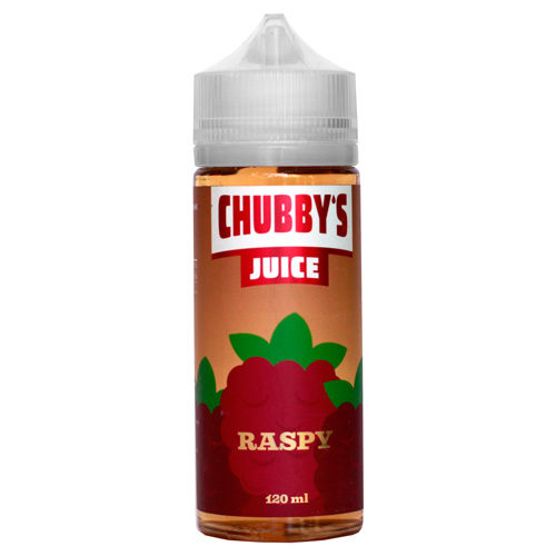 18 4 500x500 - Chubby's Raspy 120 ml 3 mg