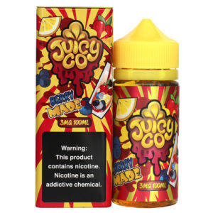 19 1 300x300 - Juicy Co. Berry Made 100 ml 3 mg