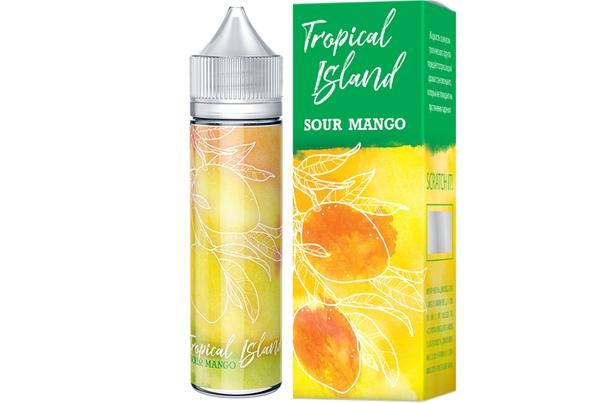 19DXPqOlBVo - Tropical Island  Sour Mango 60 ml 3 mg