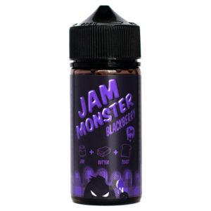 2 4 300x300 - Jam Monster Blackberry 100 ml 3 mg
