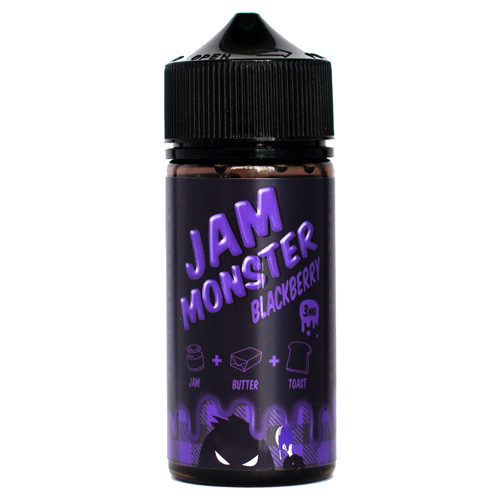 2 4 500x500 - Jam Monster Blackberry 100 ml 3 mg