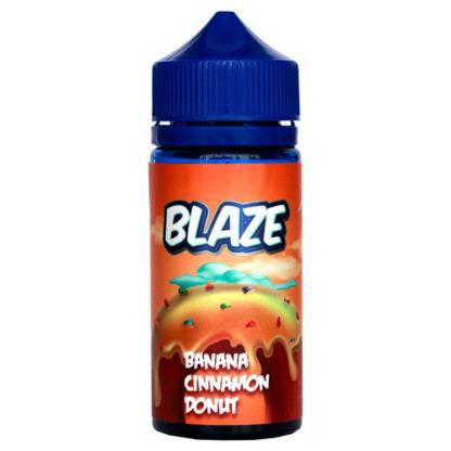 2 6 416x416 - Blaze Banana Cinnamon Donut 100 ml 3 mg