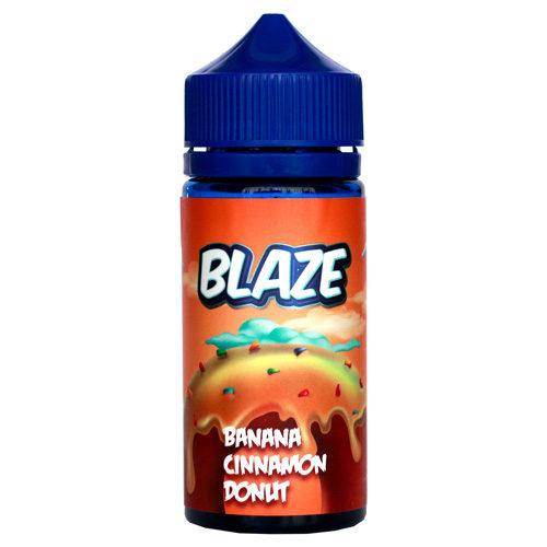 2 6 500x500 - Blaze Banana Cinnamon Donut 100 ml 3 mg