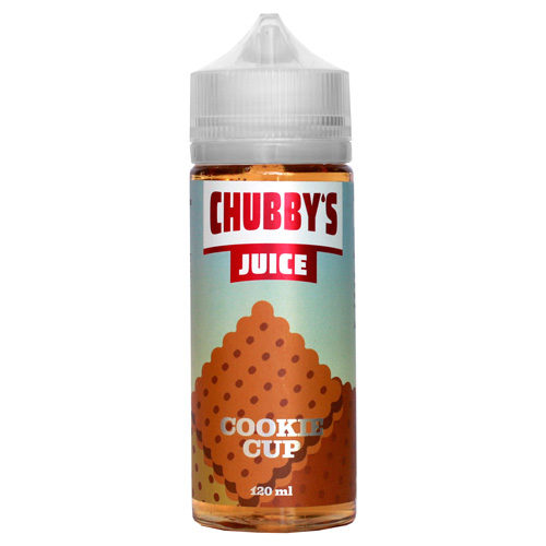 20 2 500x500 - Chubby's Cookie Cup 120 ml 3 mg