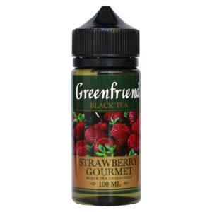 21 2 300x300 - GREENFRIEND  Stawberry Gourmet 100 ml 3 mg