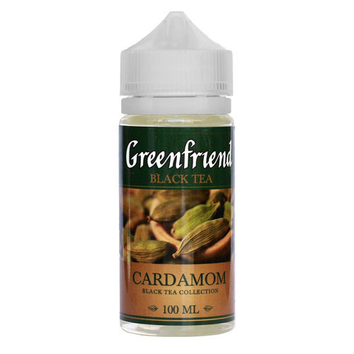 23 2 500x500 - GREENFRIEND  Cardamom 100 ml 3 mg