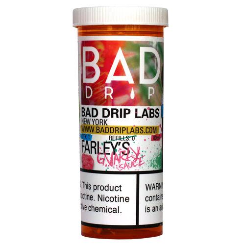 23 3 500x500 - Bad Drip  Farleys Gnarly Sauce 60 ml 3 mg