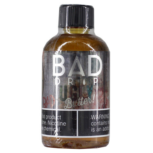 26 4 500x500 - Bad Drip UGLY BUTTER 120 ml 3 mg