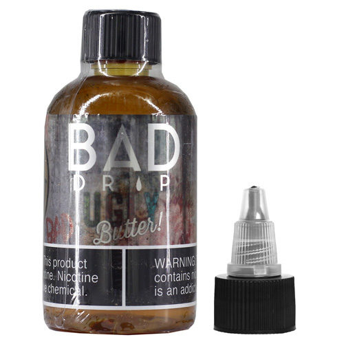 27 3 500x500 - Bad Drip UGLY BUTTER 120 ml 3 mg