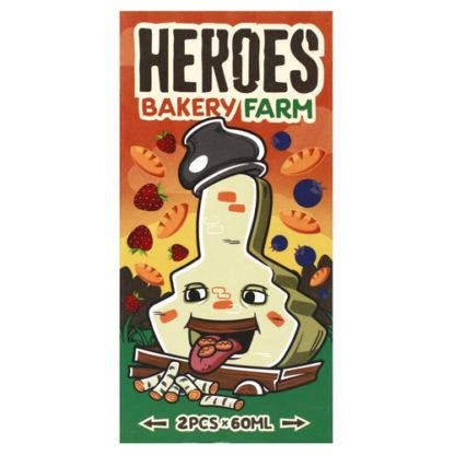 29 416x416 - Heroes BakeryFarm 120 ml 3 mg