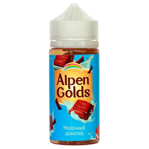 3 3 500x500 - Alpen Golds Молочный шоколад 100 ml 3 mg