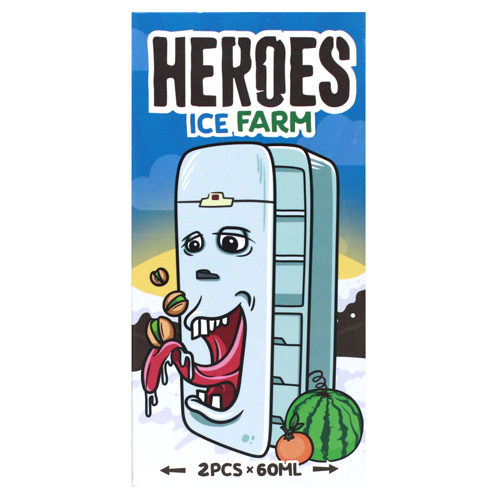 31 500x500 - Heroes IceFarm 120 ml 3 mg
