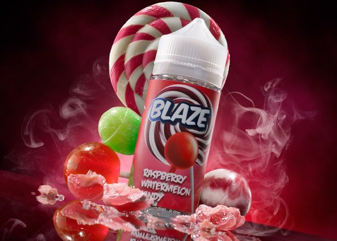 334A1219 660x660 660x472 - Blaze  Raspberry Watermelon Сandy 100 ml 3 mg