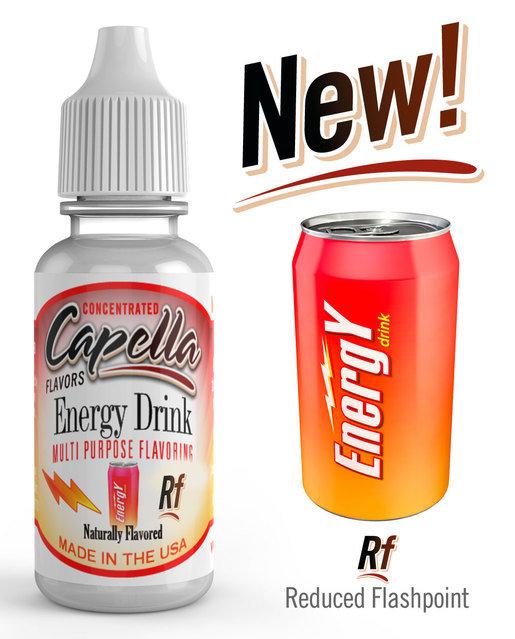 3828.750x0 - Capella RF Energy Drink 13 ml