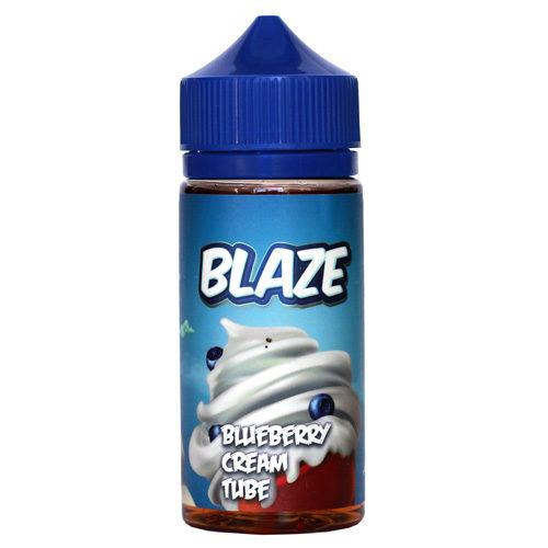 39 2 500x500 - Blaze  Blueberry Cream Tube 100 ml 3 mg