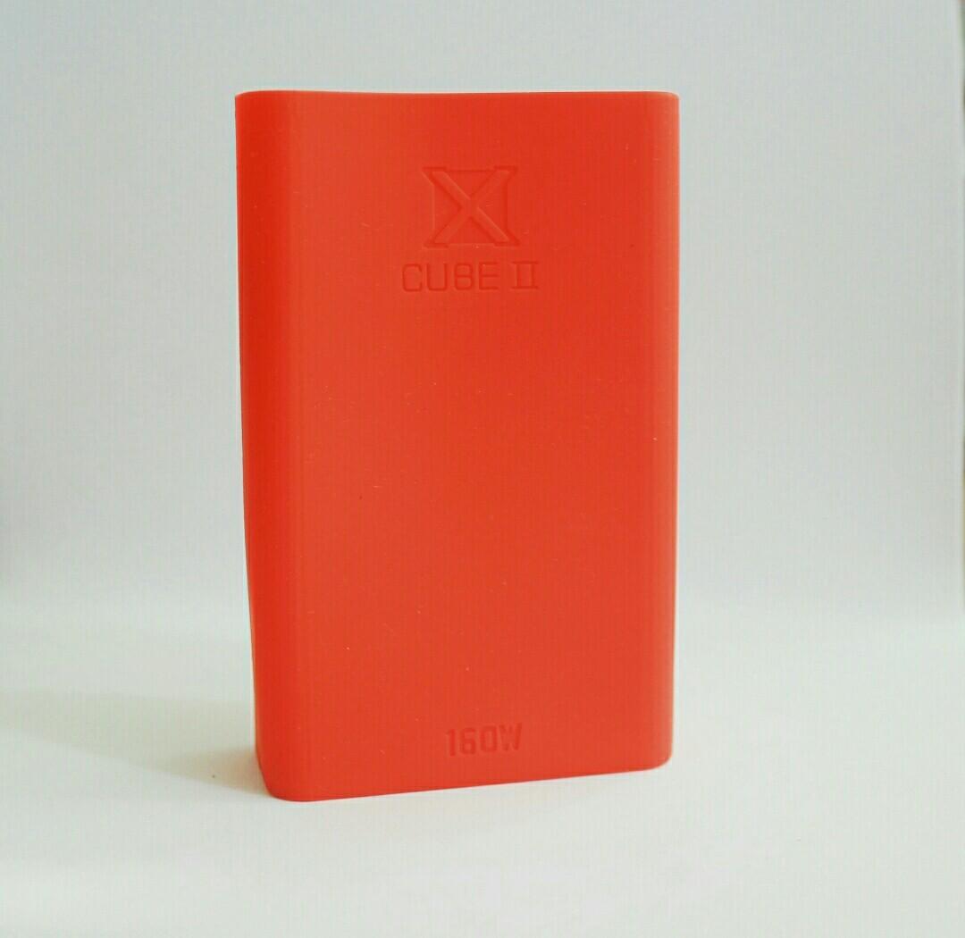 3dSbV75u7MI - Силиконовый чехол SMOK X CUBE II - Красный