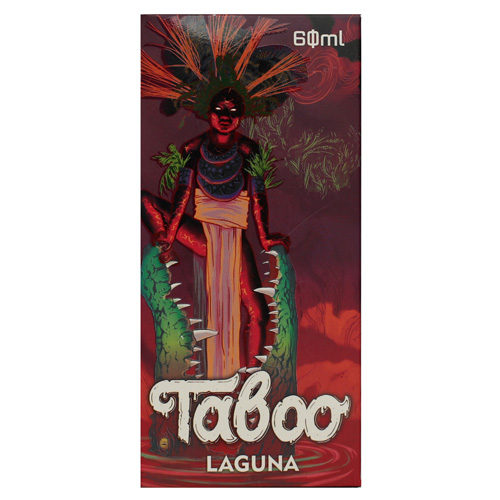 41 1 500x500 - TABOO  Laguna 60 ml 3 mg