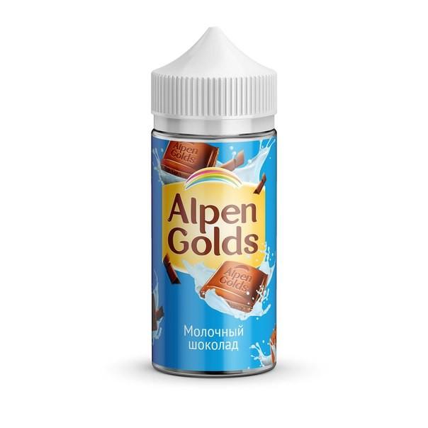 413.750 - Alpen Golds Молочный шоколад 100 мл 3 мг
