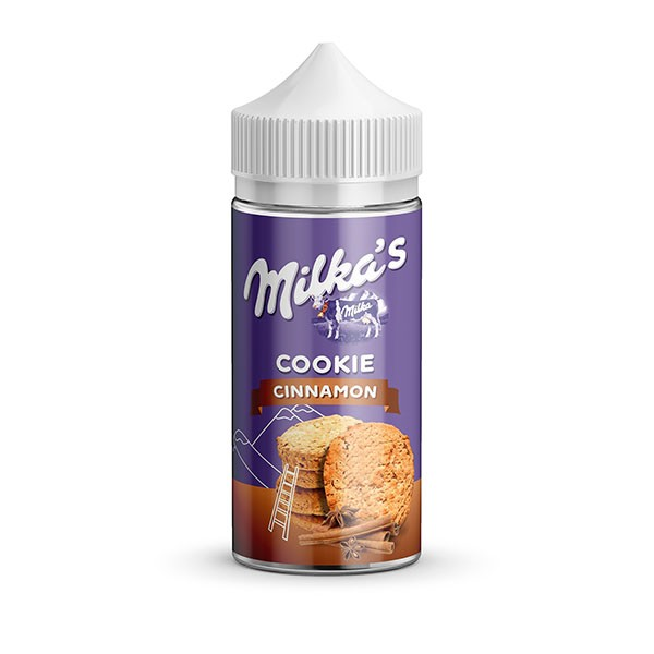 468.750 - Milkas Корица 100 мл 3 мг